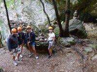 Gruppo parco avventura