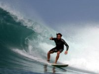 Surfing in Ladispoli
