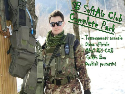 Pacchetto SB SoftAir Club Complete Pack