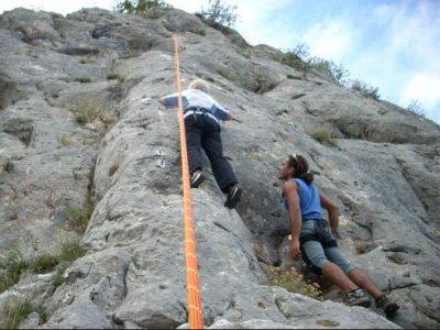 ASD Grotte Forre e Natura d'Abruzzo Arrampicata