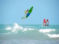 Freestyle in windsurf