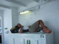 Riposo in traghetto