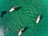 Paddle surf to Porto Pollo