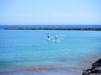 Stand Up Paddle in mare