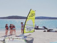 Windsurf a Porto Pollo