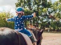 Lezione di equitazione a Grosseto 30 minuti