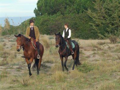 Trekking equestre 1 giornata in Maremma