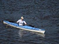Kayak nel lago