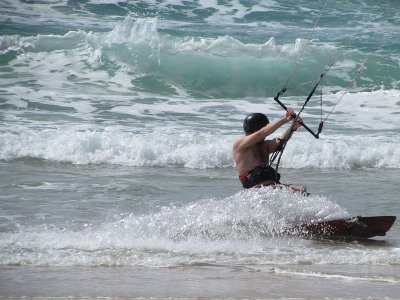 Not Only Extreme Kitesurf