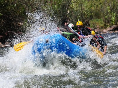 Not Only Extreme Rafting