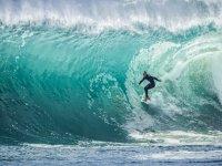 Sfidando l'onda