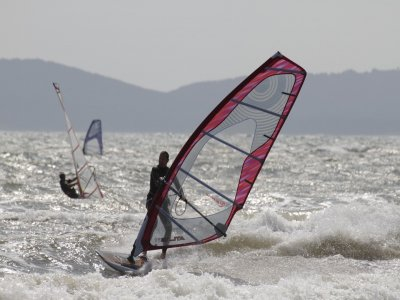 Not Only Extreme Windsurf