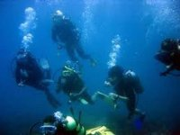 Diving in zone archeologiche
