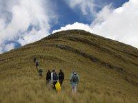 Trekking sulle colline