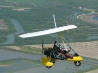 In volo sulle pianure