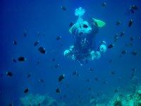 Corso immersioni in acque profonde