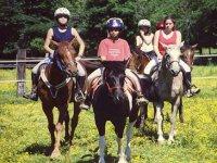 Horse-riding in San Pietro di Feletto