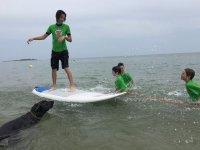 Piccoli surfisti