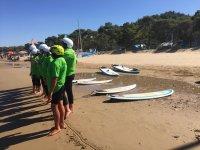 Corsi di windsurf per tutte le età