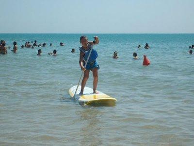 Scuola Vela Ragusa Paddle Surf