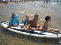 Venite a provare il Paddle Surf