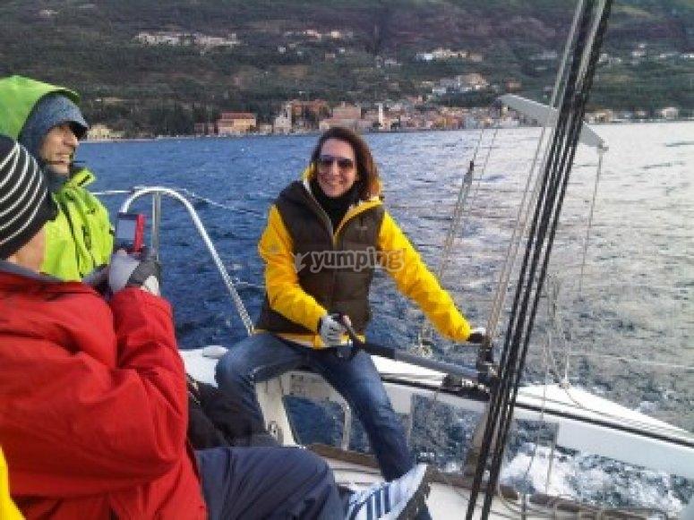 Navigare lungo le coste slovene