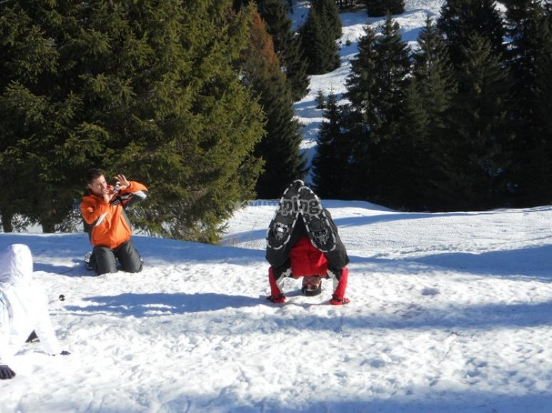 SNOWSHOES NEXT SEASON