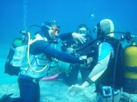 Personalized diving lessons