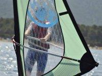 Corsi di windsurf a Punta Ala