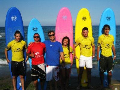 Surf School Catania
