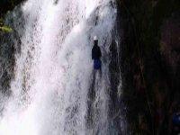 Tra le cascate