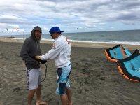 Primo approccio al kite