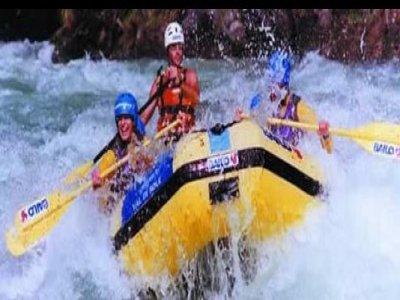 Club Avventura é Rafting