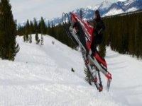 Adrenalina sulla neve