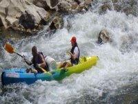 Esperienze in canoa