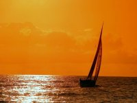 Sailing course at Gizzeria Lido