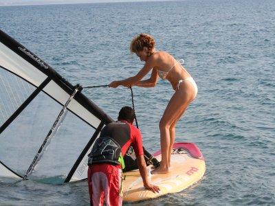 Hang Loose Beach Windsurf