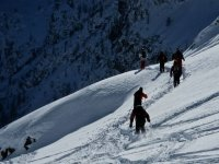 Freeride in montagna
