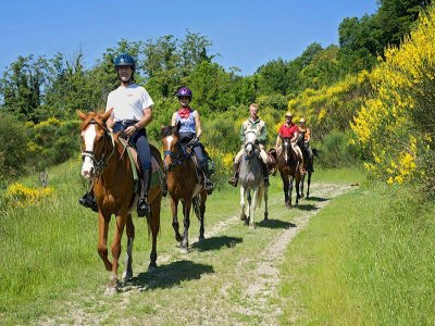 Weekend a cavallo (Notti in Suite Junior) Maremma