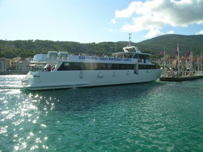 Aquavision Escursione in Barca