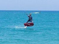 Condizioni perfette per il kitesurf