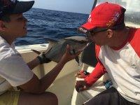 Battuta di pesca di altura