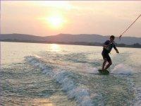 Divertirsi con il wakeboard