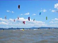 Giocare con il kite