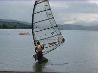 Windsurf nel Trasimeno