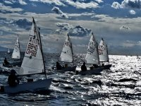 Sailing regatta to Napoli