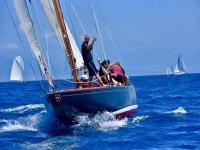 Navigating his imbarcazioni d'epoca