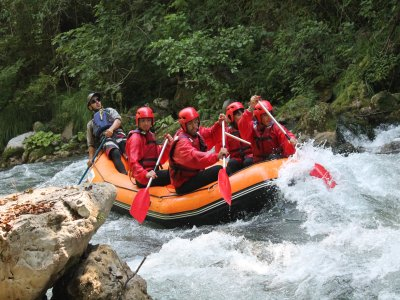 ASD happyrafting lao