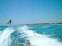 Palo wakeboard 2 altezze