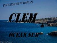 Clem Escursione in Barca